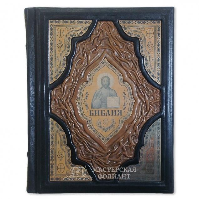 Иллюстрированная Библия. Пятикнижие Моисея вид спереди