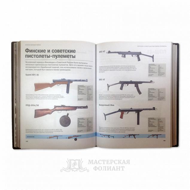 Стрелковое оружие. Иллюстрированная энциклопедия. В раскрытом виде