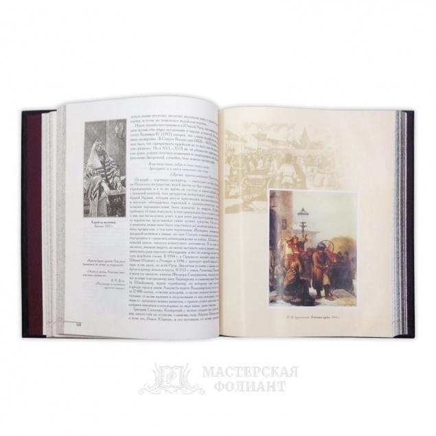 «История кабаков в России» Иван Прыжов, цветные иллюстрации