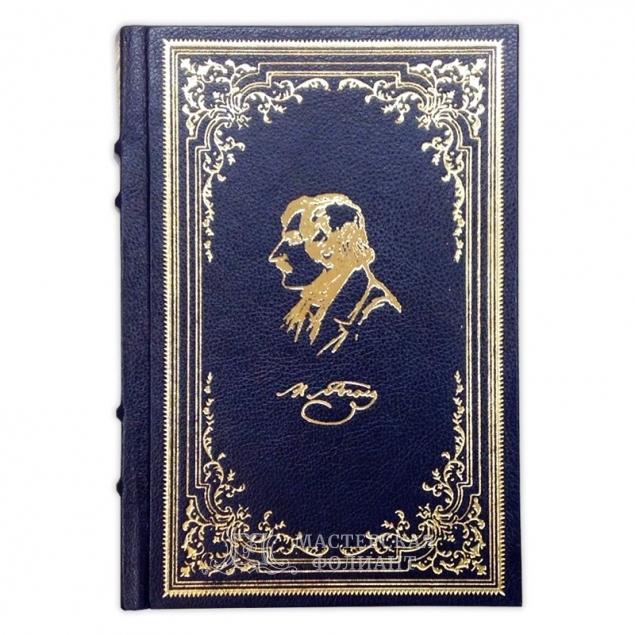 Н. В. Гоголь. Полное собрание сочинений и писем. В 17 томах, вид спереди