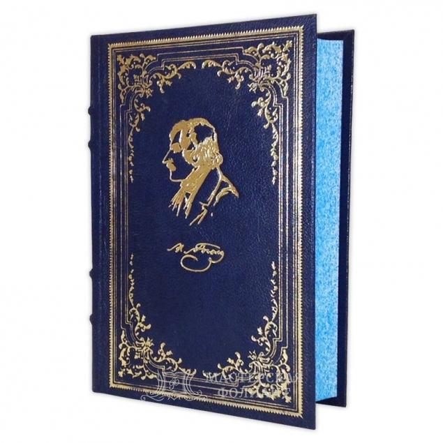 Н. В. Гоголь. Полное собрание сочинений и писем. В 17 томах, вид справа