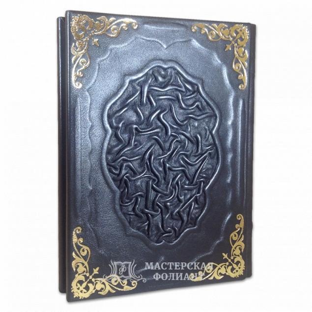 Подарочное издание Ахматова «Неповторимые слова» вид сзади